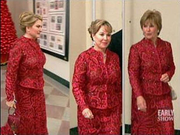 Модные ляпы первых леди, вошедшие в историю: от Нины Хрущевой до наших дней