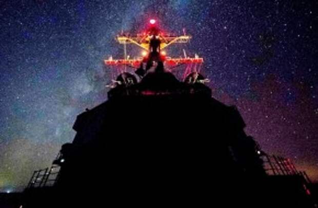 Больше «Арли Берка»: каким будет новый американский эсминец