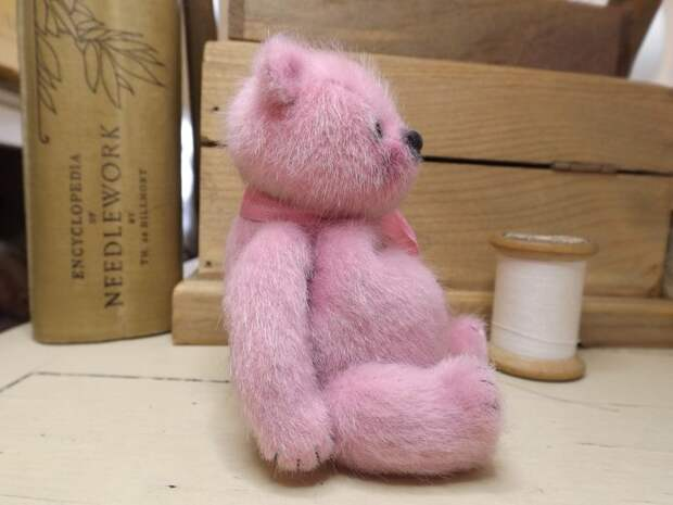 Angelina, изготовленный на заказ заказ, Барни медведей