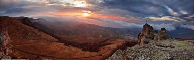 10 панорам крымской осени