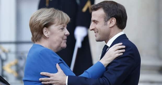 Франция и ФРГ готовы включить в нормандский формат США и Британию