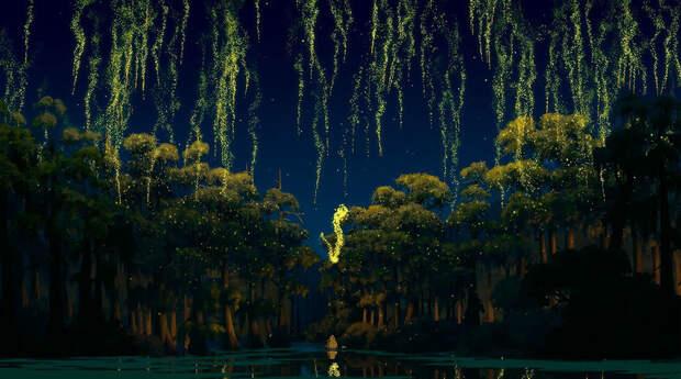18 реальных мест, которые вдохновили художников студии Уолта Диснея