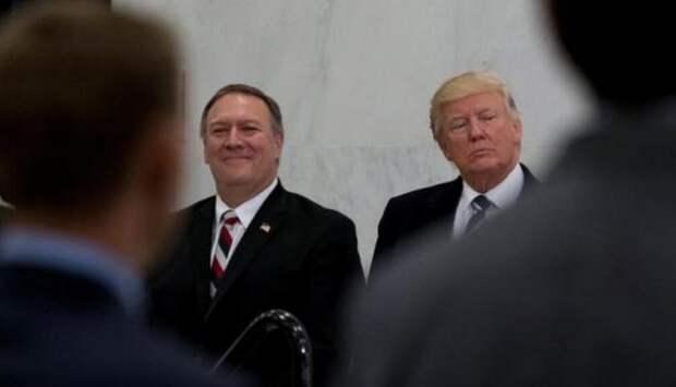 Трамп поручил Помпео разработать план санкций против России за «нарушения» договора РСМД