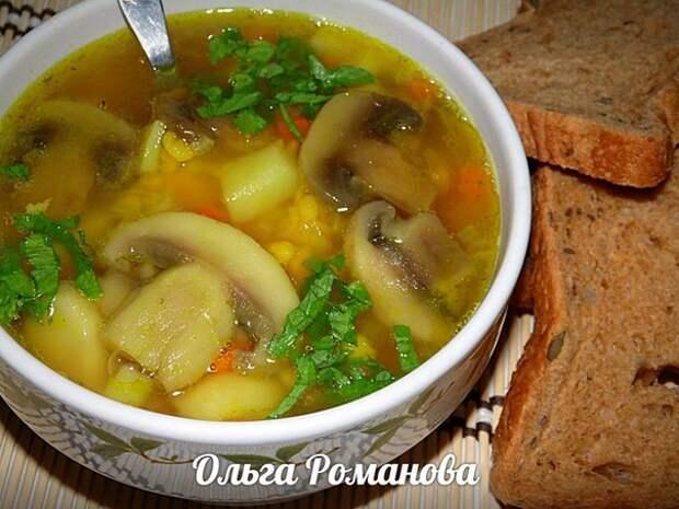 Подборка первых блюд от Ольги Романовой