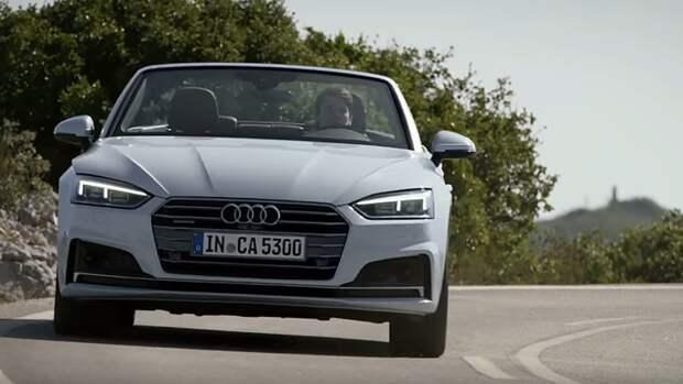 Зафиксировано снижение цен на ряд моделей Audi A5 в России