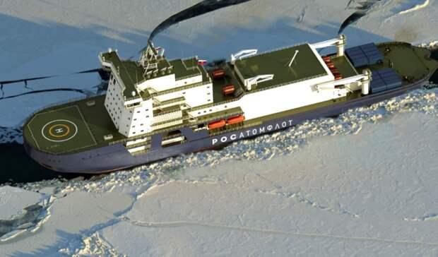 Отстроительства ледоколов наСПГ отказываются НОВАТЭК иРосатом