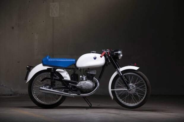Мотоциклы Maserati выпускались до 1960 года. maserati, авто, байк, мото, мотоцикл, мотоциклы, олдтаймер, ретро мотоцикл