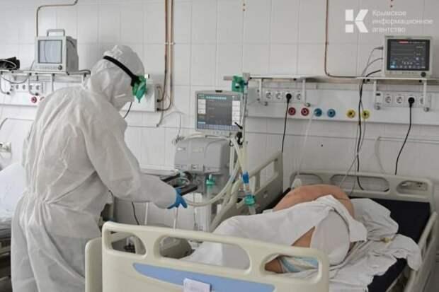 В Крыму за сутки выявили 371 случай коронавируса
