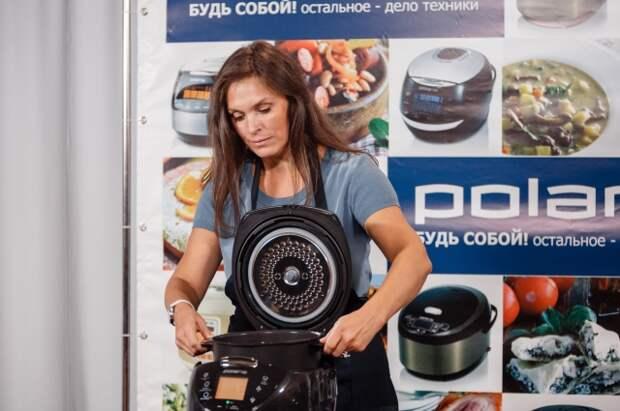 Марина Могилевская: секреты правильного питания