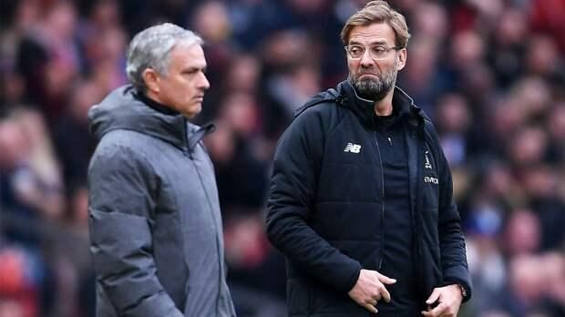 «Везет им». Моуринью — о финансовых возможностях «Манчестер Сити» и «Ливерпуля»