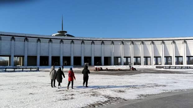 В Музее Победы прошла церемония передачи останков красноармейцев, погибших в годы ВОВ