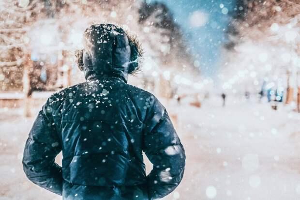 Снегопады придут в Удмуртию в субботу