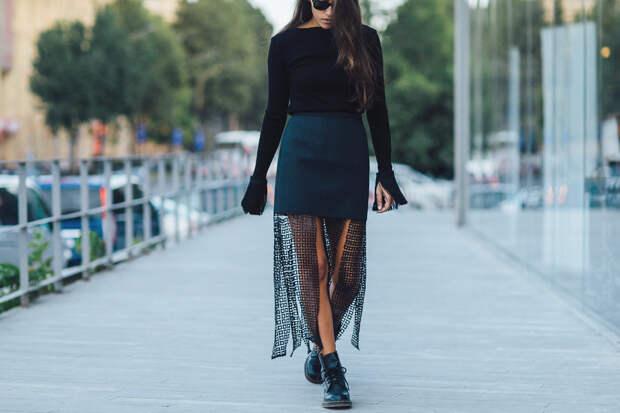 Streetstyle на Неделе моды в Тбилиси