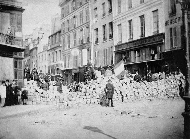 Парижская комунна 1971 года