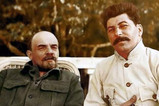 Владимир Ленин: Когда дело касается до классовых прибылей, то буржуазия продает Родину чужеземцам