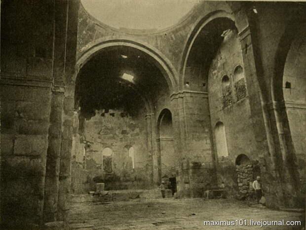 Армянские церкви на старых фото