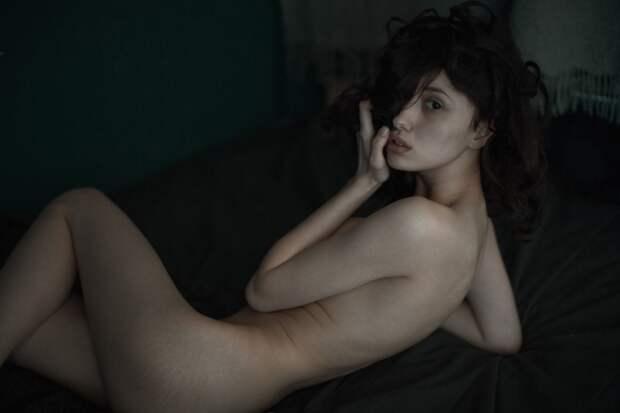 Элегантнейшее и суперкрасивое ню от Дмитрия Чапалы