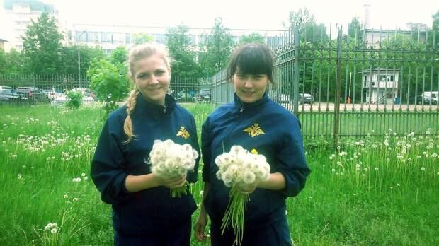 От тайги до британских морей ... : Лица девушек из Российской армии (38)