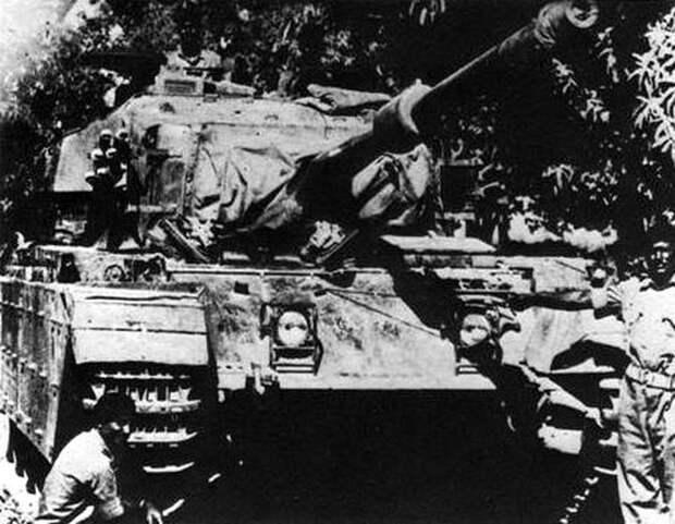 Индо-пакистанская война 1965 года: танковое сражение за Асал-Утар