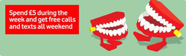 Скандала между Beeline и Vodafone не получилось