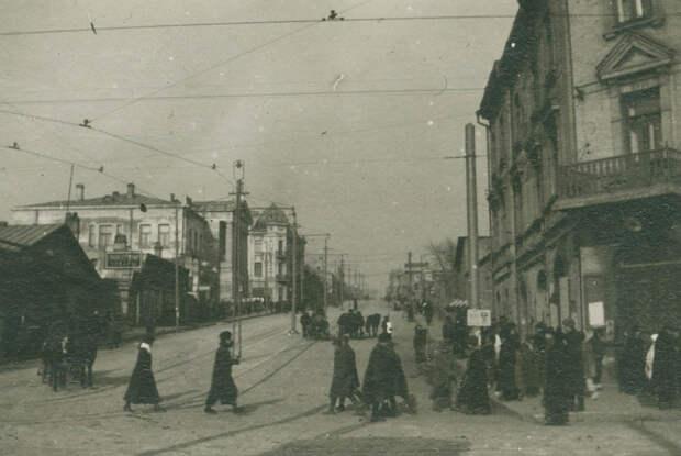 Владивосток. Китайская улица