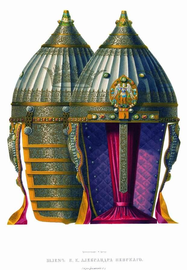 «Ерихонская шапка» Александра Невского