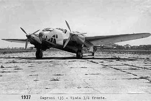 Бомбардировщик Ca-135
