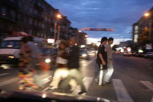Причина ДТП на «зебрах» – низкая культура водителей и пешеходов