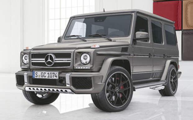 Mercedes-AMG G 65 Exclusive Edition: последняя гастроль?