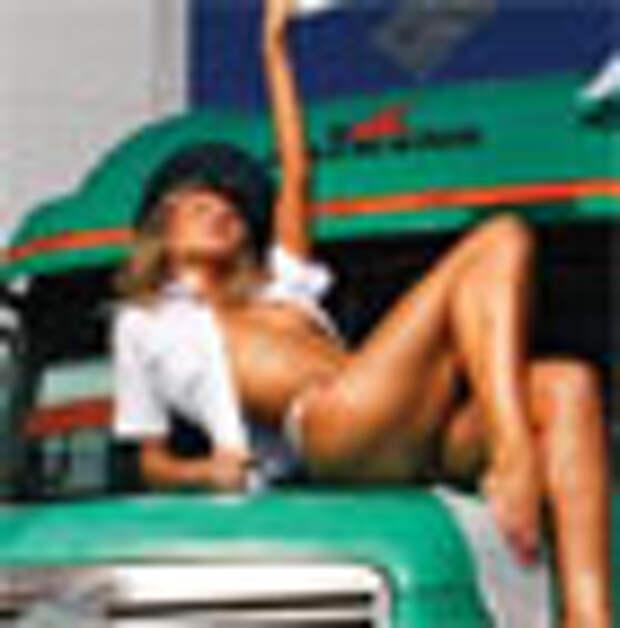 Транспортная компания «Сотранс» выпустила эротический календарь