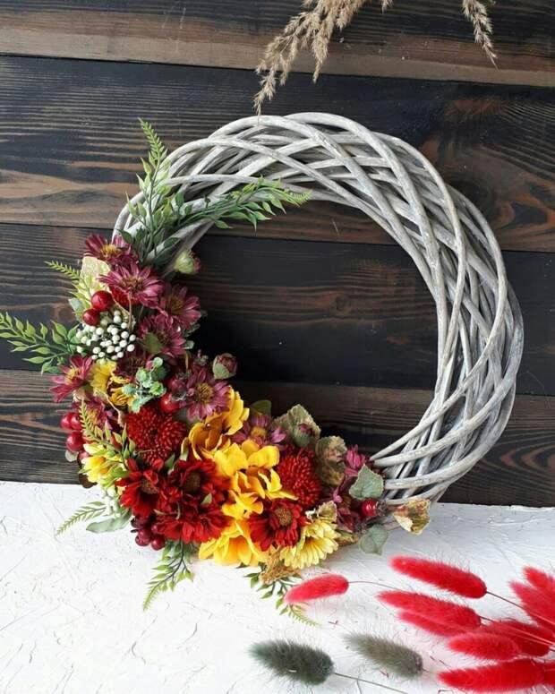 Осени венки