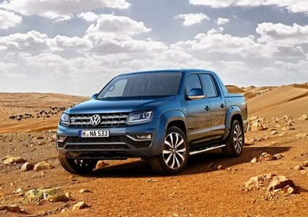 Обновленный Volkswagen Amarok претендует на «Мистера Олимпия»