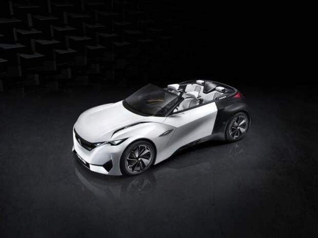 Peugeot распечатала на принтере электроконцепт Fractal