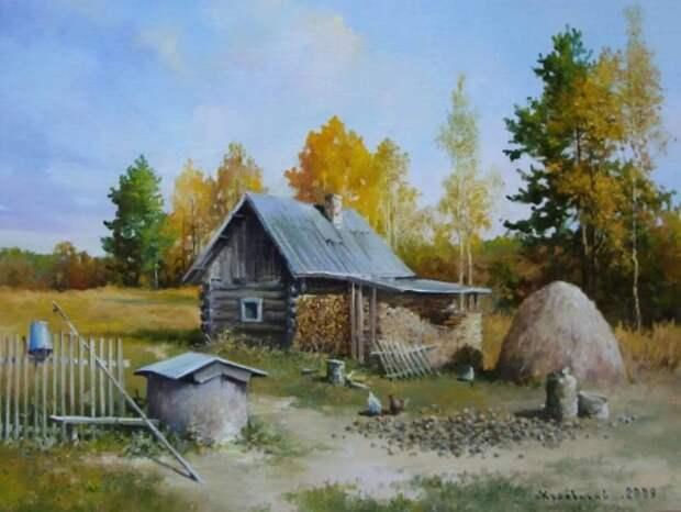 художник Владимир Краевский картины – 66