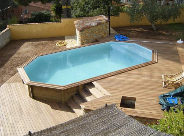 Бассейн в доме: виды, варианты размещения и уход (60 фото)