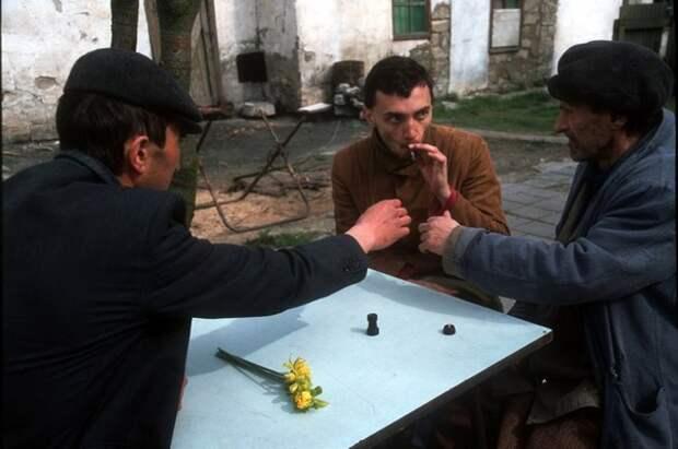 Костыринская психбольница. Крым, 2000.