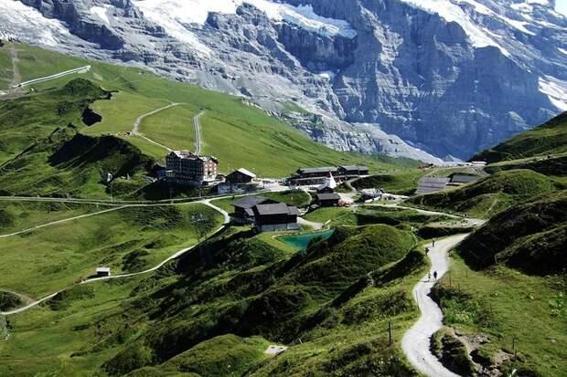 Chbahns05 Топ 5 самых необычных железных дорог Швейцарии