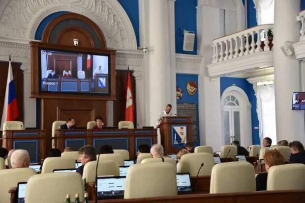 Севастопольский парламентский броневик: не газ, а тормоз