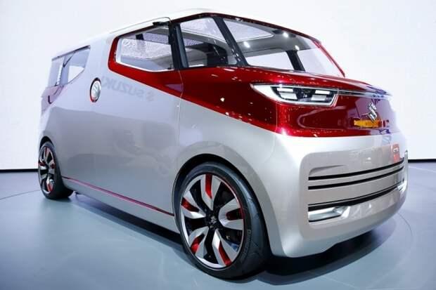 10 концептуальных автомобилей, с которыми известные автопроизводители шагнули в 2016 год