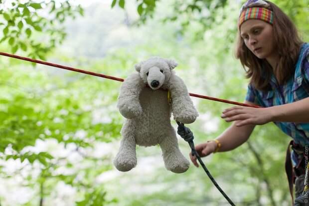 ropejumping17 Прыжок в Сухое озеро