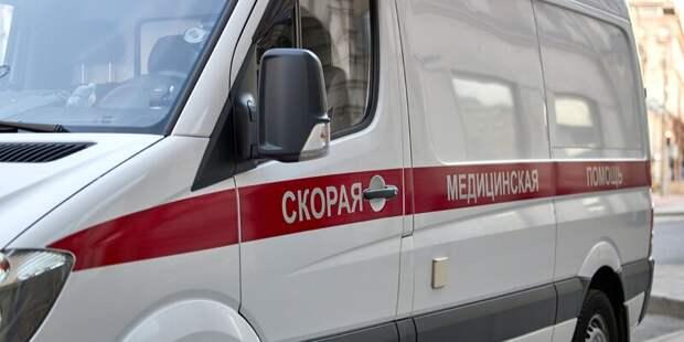 В игровом центре на Дмитровке травмировалась девочка
