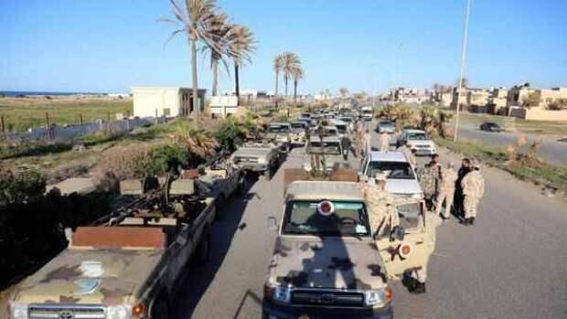 «Yankee go home!» США в панике бегут из Ливии