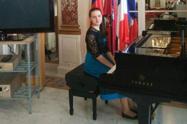 Юная уфимская пианистка покорила Париж
