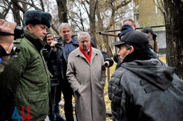 В украинском МИД возмущены визитом немецких депутатов в ДНР