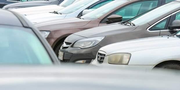 Парковки в Южном Тушине будут бесплатными 22 и 23 февраля