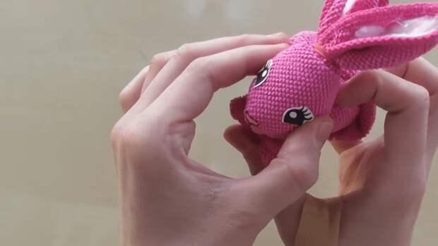 Секрет рождения харизматичного зайчонка: очаровательная игрушка-пятиминутка