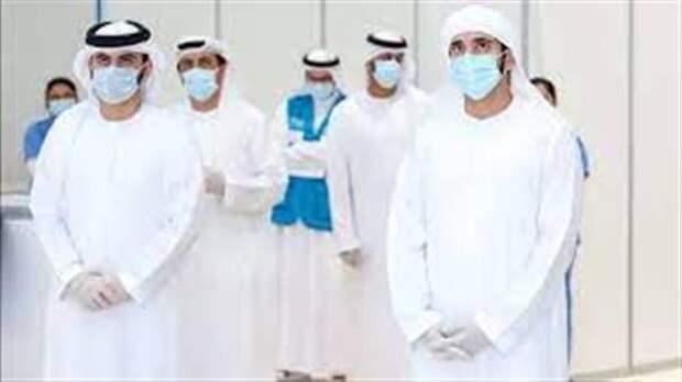 Коронавирус в ОАЭ