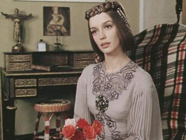 Наталия Трубникова в роли принцессы Мелисенты   Фото: kino-teatr.ru