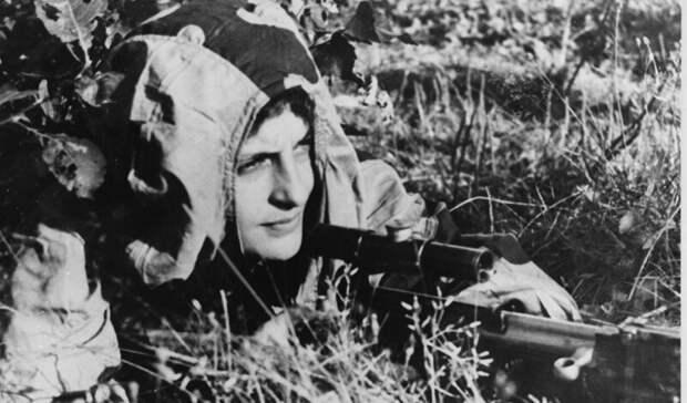 Дуэль Великая Отечественная, Женщины на войне, снайпер №1