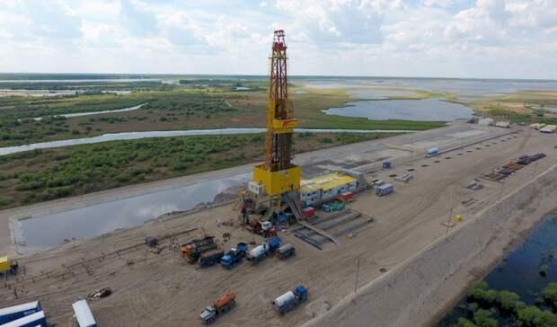 Выброс технической воды произошел наместорождении нефти вХМАО